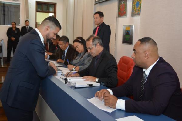 Legislativo Municipal encerra 2018 com 781 matérias apresentadas