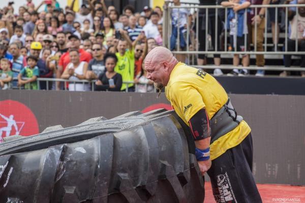 Cotia receberá o evento Força Bruta pela segunda vez, no domingo (13)
