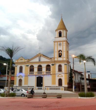 Bandido furta relíquia da igreja da Matriz em Cotia