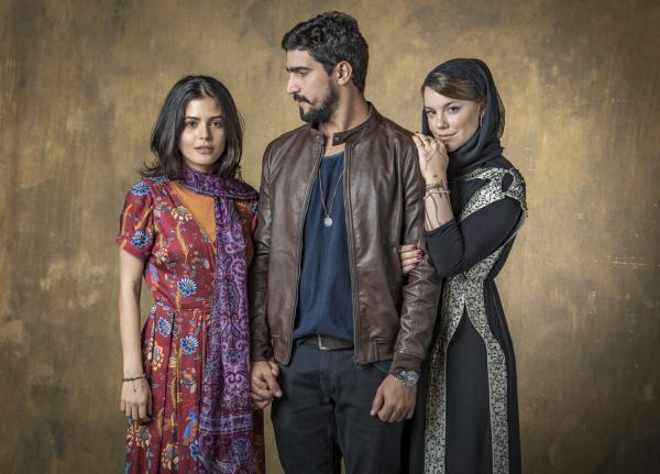 Órfãos da Terra: Laila e Jamil enfrentarão a fúria de um poderoso sheik e sua filha