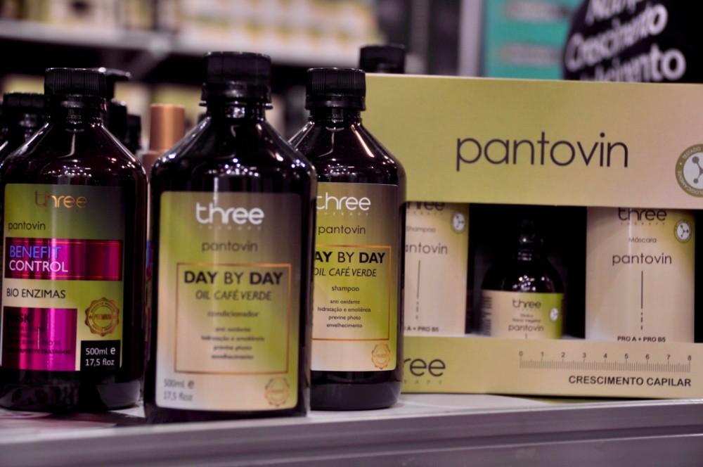 Three Therapy e seus cosméticos inovadores.