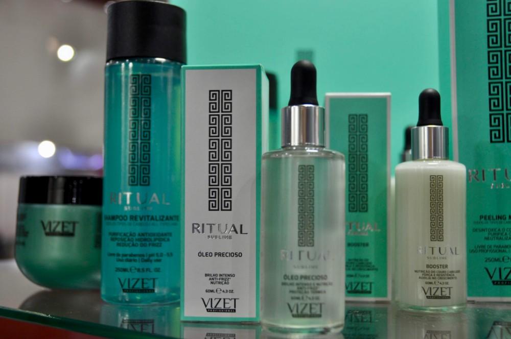Vizet Professional e seus cosméticos inovadores