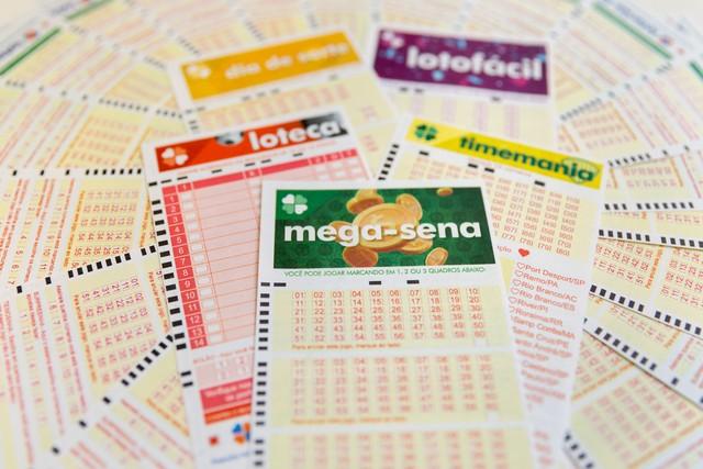 Mega-Sena: concurso 2.143 ocorreu nesta quarta (17) — Foto: Marcelo Brandt/G1