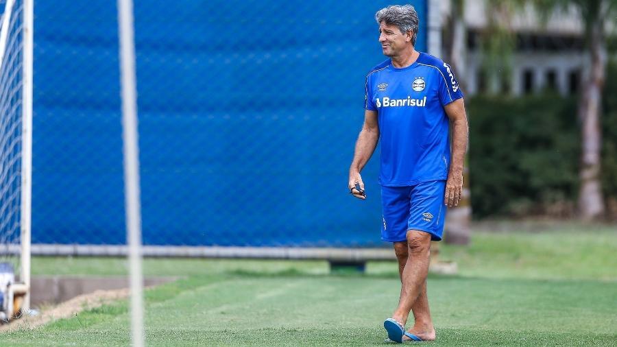 Imagem: Lucas Uebel/Grêmio