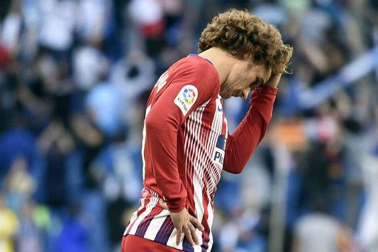 67c07464236d5 O atacante Antoine Griezmann anunciou nesta terça-feira (14) sua saída do  Atlético de Madrid após cinco anos de muito sucesso no clube espanhol.