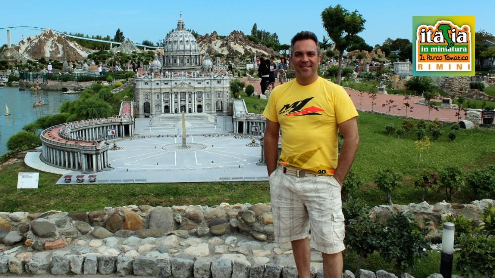 Conheça a Itália num passeio de poucas horas.