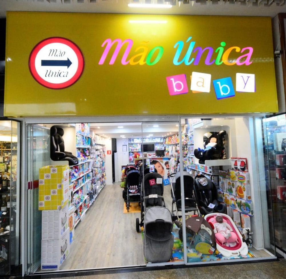 Mão Única Baby de Santos é considerada a melhor loja de bebês do litoral