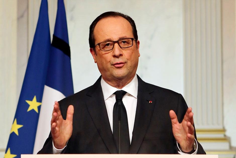 Presidente da França convoca reunião de emergência