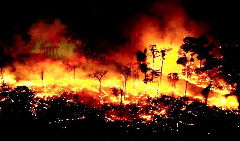 Nero: o incendiário
