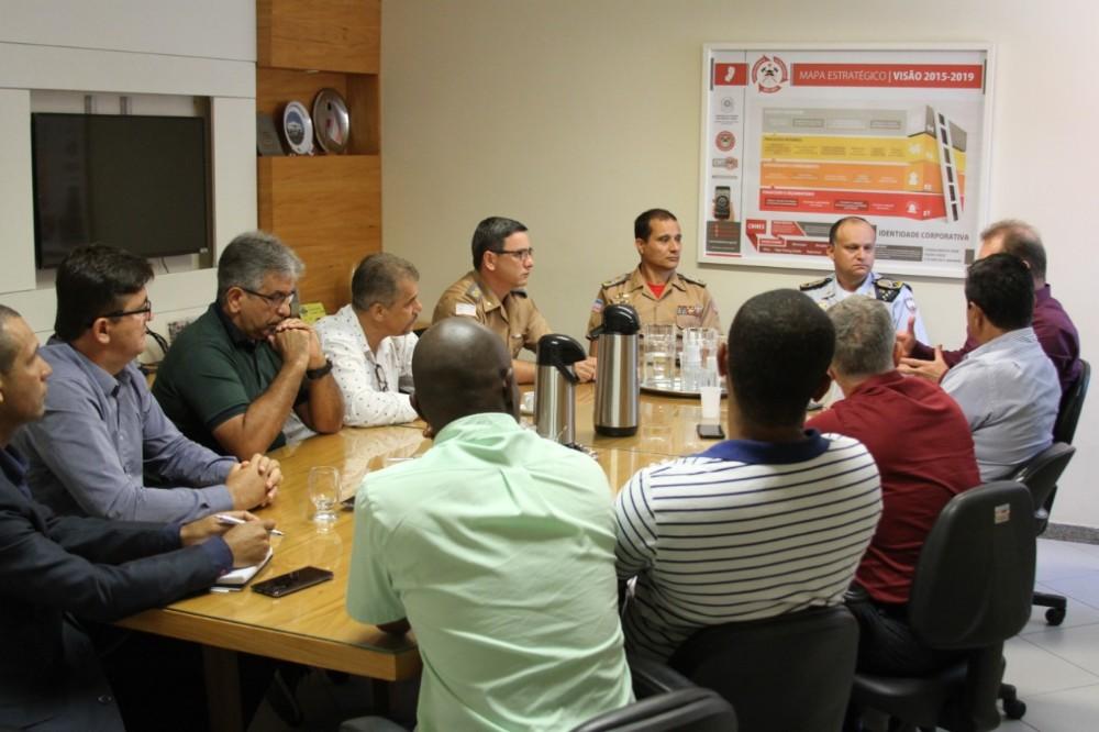 Projeto Político Militar ganha notoriedade e Seminário agendado para Outubro