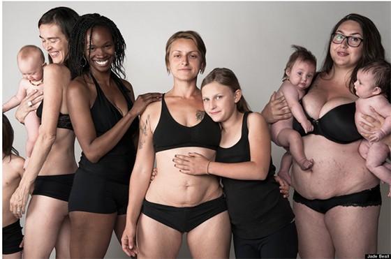 Aceitação: 7 mulheres revelam as dores e alegrias do corpo pós-parto