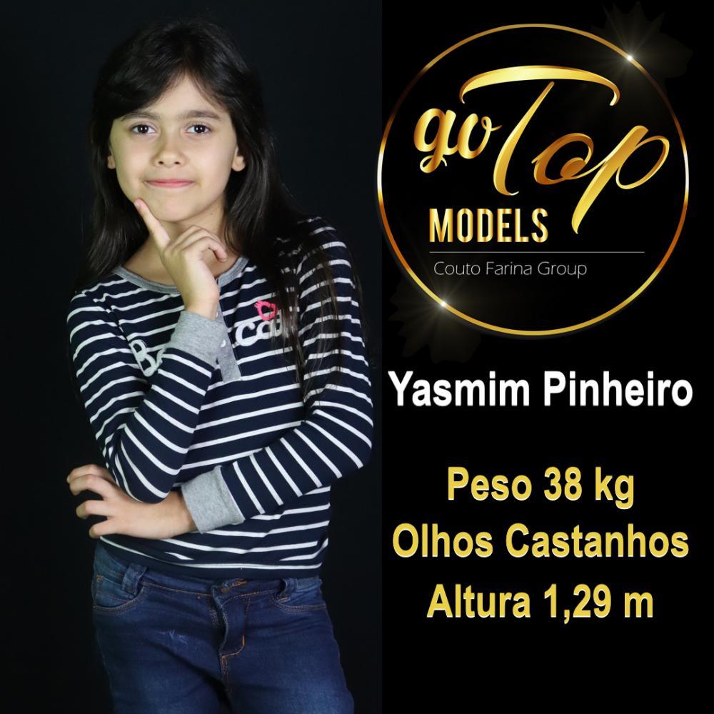 Modelo Yasmim Pinheiro