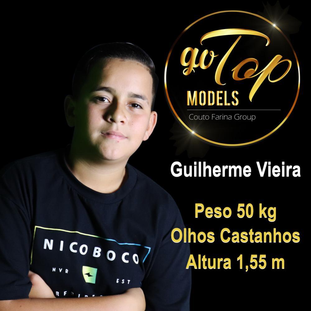 Modelo Guilherme Vieira