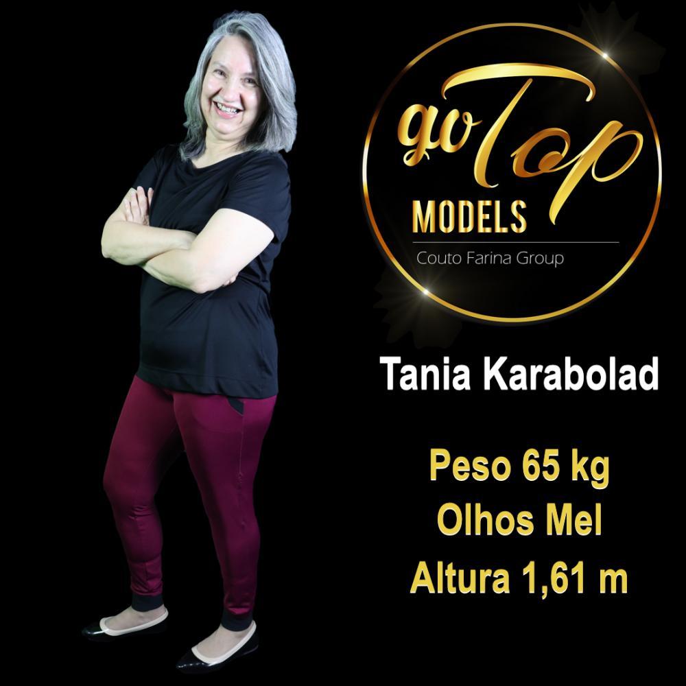 Modelo Tania Karabolad