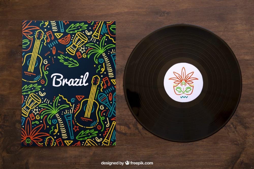Novos artistas na música brasileira