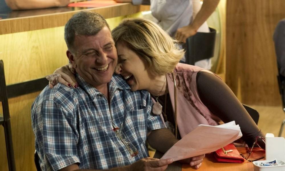 'Perdi meu norte, meu tudo, meu grande diretor e grande amigo', diz Claudia Raia sobre morte de Jorge Fernando