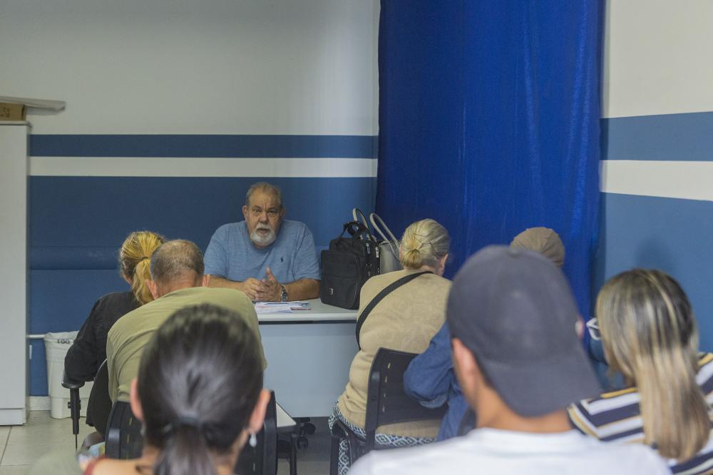 Secretaria de Saúde lança projeto
