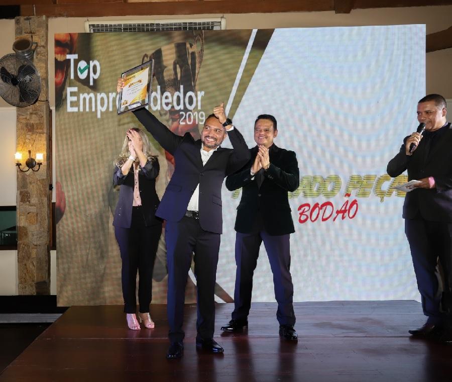 Em noite de festa CAE entregou 5º Prêmio Top Empreendedor 2019