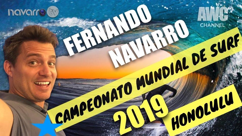 CAMPEONATO MUNDIAL DE SURF PARALISADO