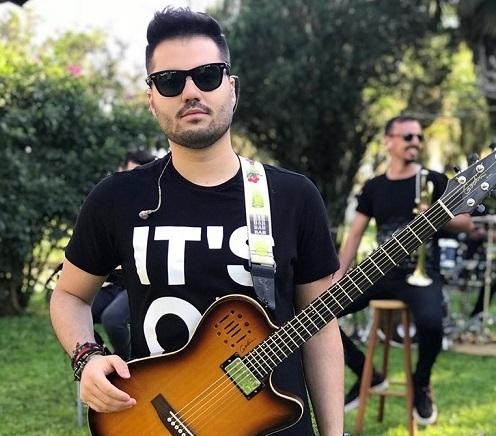 Gabriel Farias : Uma vida atrelada a música