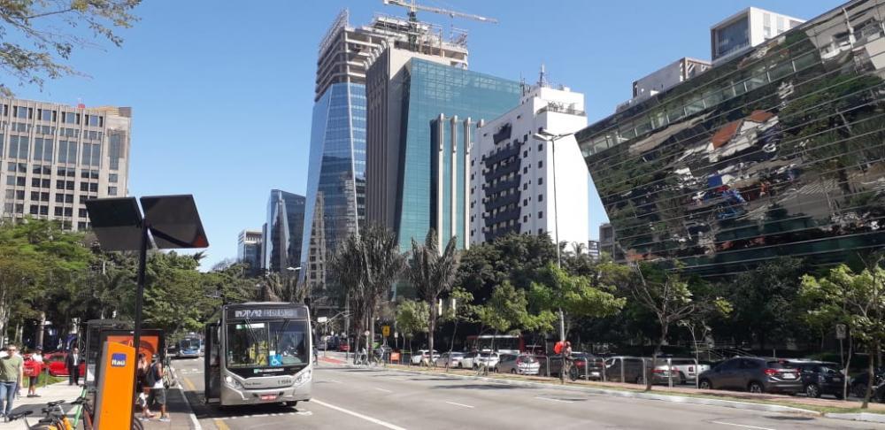 Faria Lima novo centro de SP