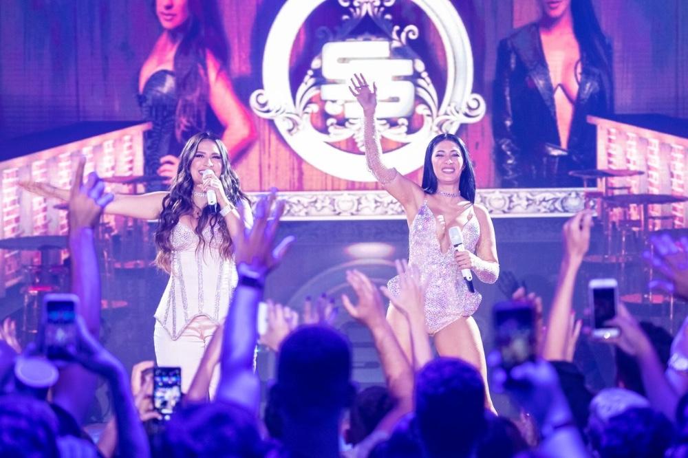 """Simone & Simaria brilham em gravação de DVD """"Bar das Coleguinhas 2"""""""