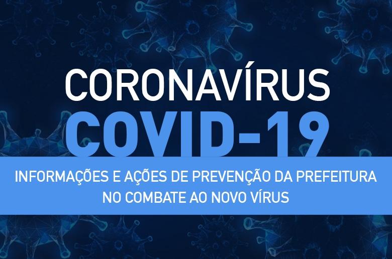 Prefeitura de Cotia toma uma série de medidas para frear a proliferação do novo Coronavírus
