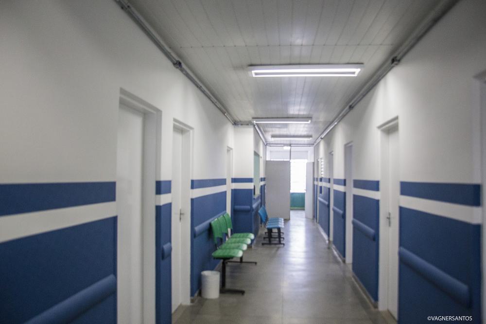 Centro de Combate ao Coronavírus começa a funcionar na sexta-feira (20/03) na UBS do Atalaia, ao lado do UPA. (Vagner Santos/SECOM)