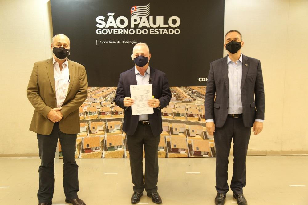 CDHU libera 100 unidades habitacionais para Vargem Grande Paulista