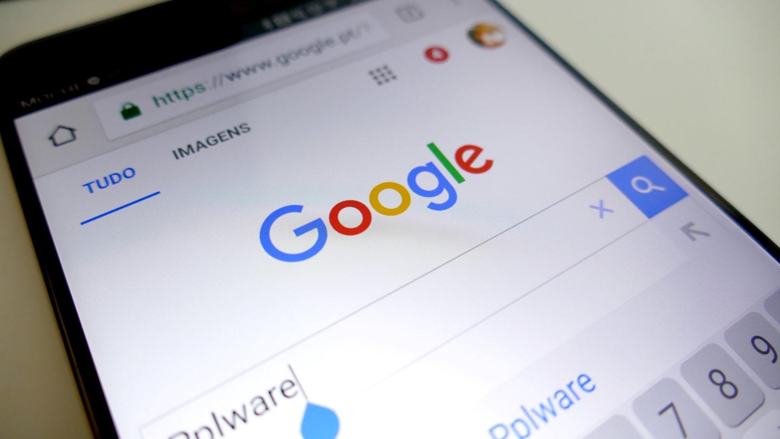 No smartphone, internet ruim não atrapalha mais o funcionamento do Google