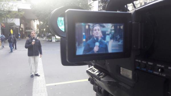 Jornalistas da Record são libertados na Venezuela