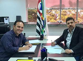 Rogério Franco nomeia Major Secomandi para Meio Ambiente