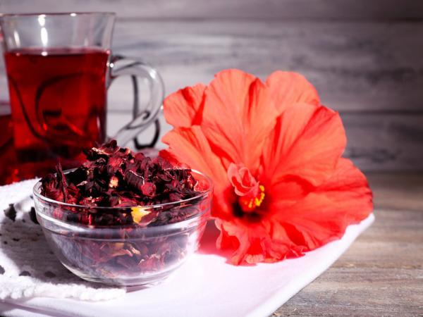O milagroso chá de Hibisco que emagrece e diminui o colesterol