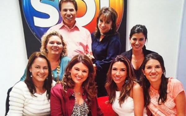 Silvio Santos já quer transferir o SBT para as filhas