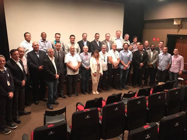 Cotia participa do 1º Fórum de Secretários de Transportes