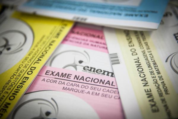 ENEM 2017 recebe inscrições até o dia 17 de maio