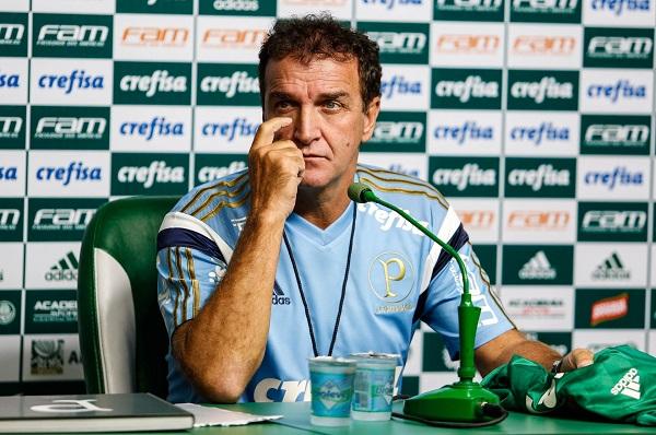 Palmeiras encara o Vasco com estreia de Cuca neste domingo