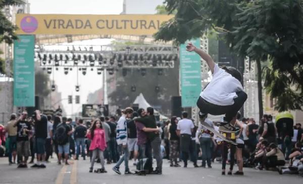 Virada Cultural acontece neste sábado e domingo em SP