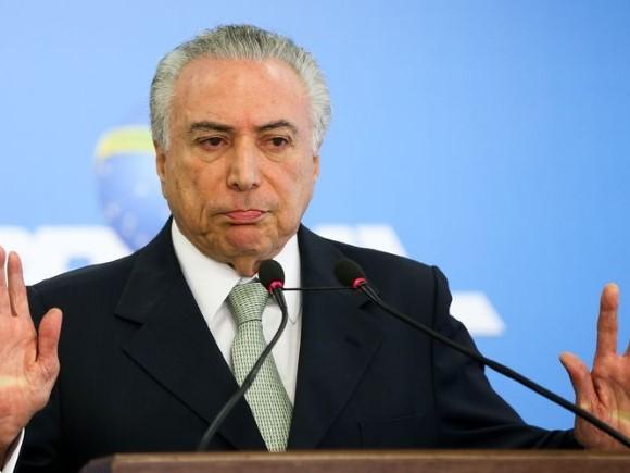 OAB decide pedir impeachment de presidente Michel Temer