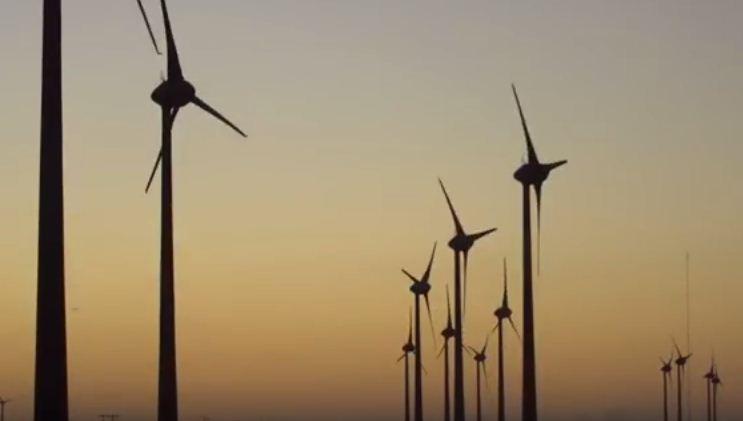 Parque Eólico - Casa dos Ventos em Simões Piauí