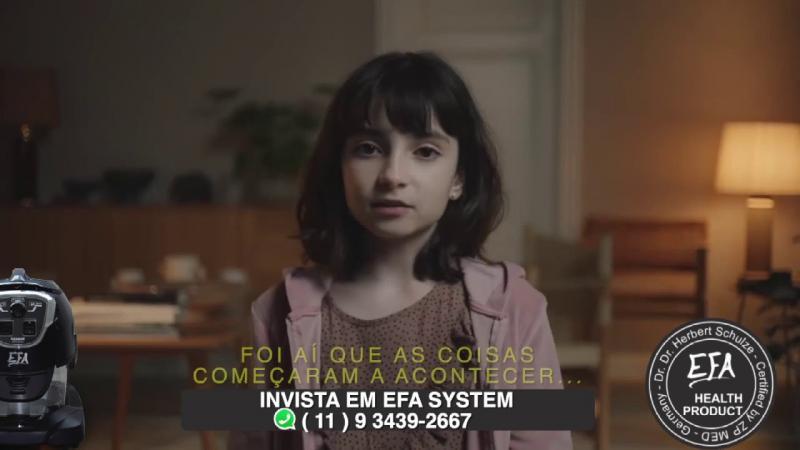 EFA SYSTEMA, proteja a saúde de sua familia.